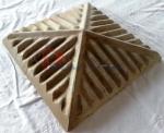 Chapéu chinês de concreto - 001 ( Pequeno)