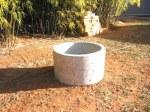 Manilhas de concreto (p/ plantar árvore) - 004