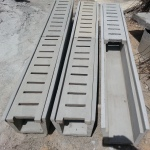 Grelhas de concreto - 009